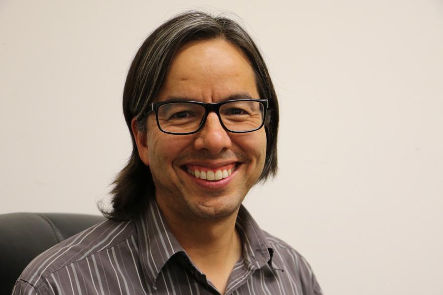 Aaron Sam Sumexheltza - Chief