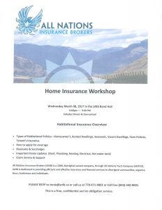 Home Insurance Workshop @ Shulus Hall